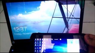 Tips & Trik Windows - Remote Desktop Client Via Android Tanpa Koneksi Internet