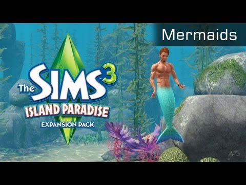 The Sims 3 Tutorial: How To Become A Mermaid