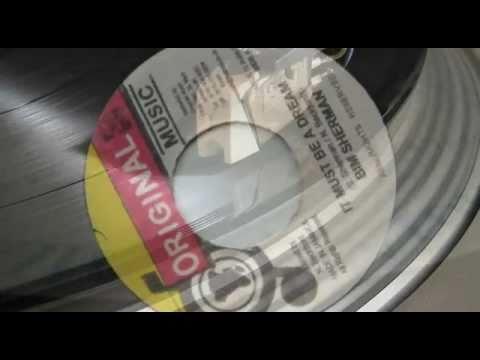 Bim Sherman - it must be a dream ('original music' cut / dub/  Mr Scruff remix)