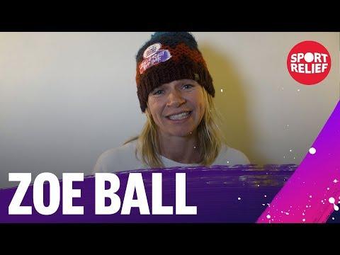 Zoe Ball's appeal film - Sport Relief 2018 - BBC