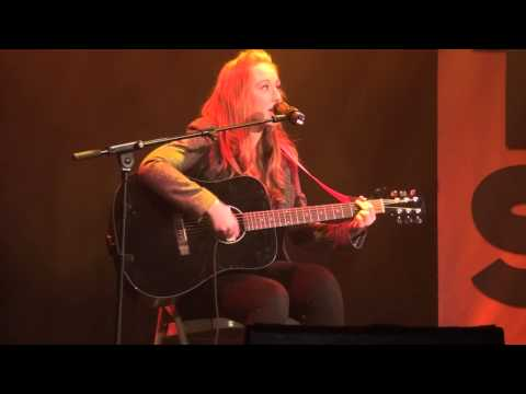 INTO THE OPEN AIR - JULIE FOWLIS Performed by Kelsey Haig at TeenStar Singing Competition