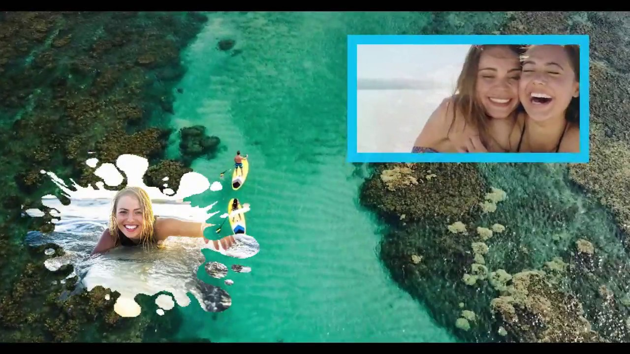 How To Use Chroma Key Masks And Overlays In Videostudio Youtube