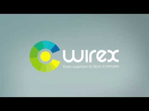 Introduction to WireX Systems Integrated Investigation Platform