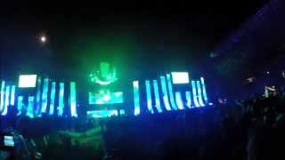 Sebastian Ingrosso Live @Ultra Europe 2014 | Full Set | GoPro