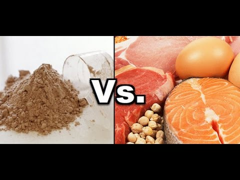 What is Supplements Vs Natural Proteins Vs Diet Plans ??