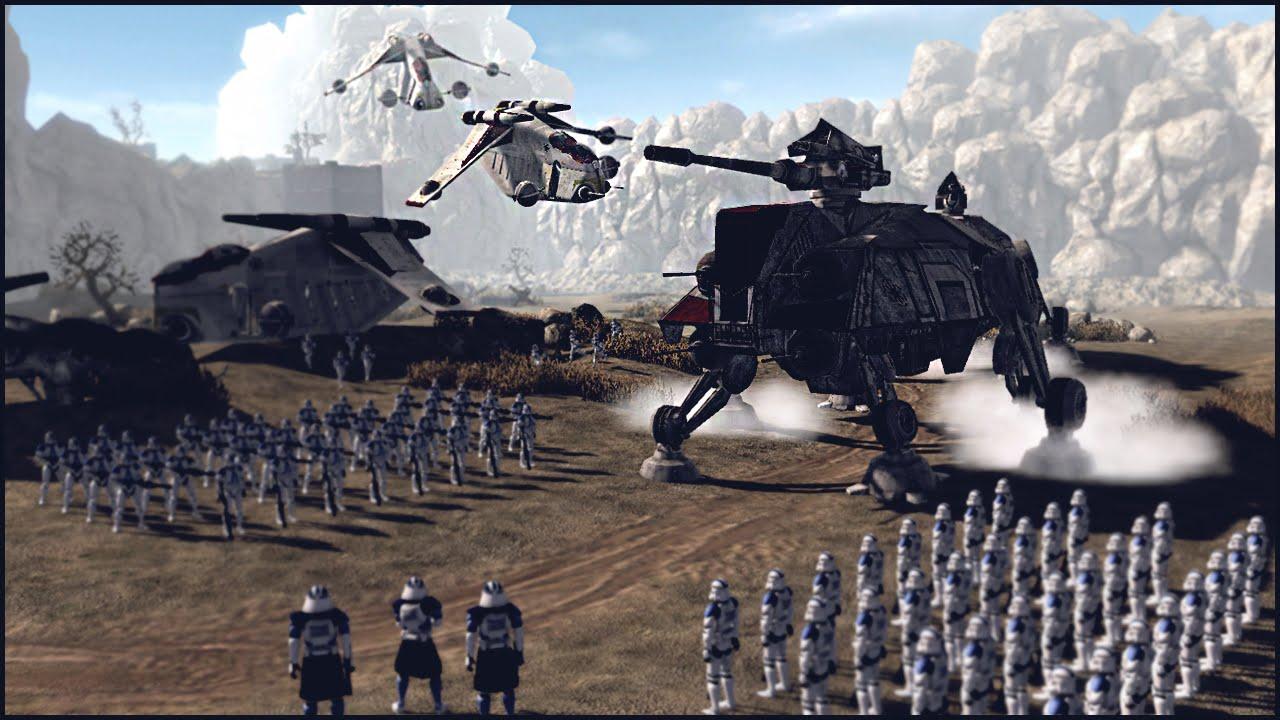 Star Wars Galaxies The Clone Wars Mod Beta