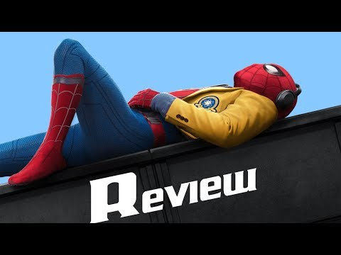 Spider-man Homecoming (movie review & my personal history with Spider-man)