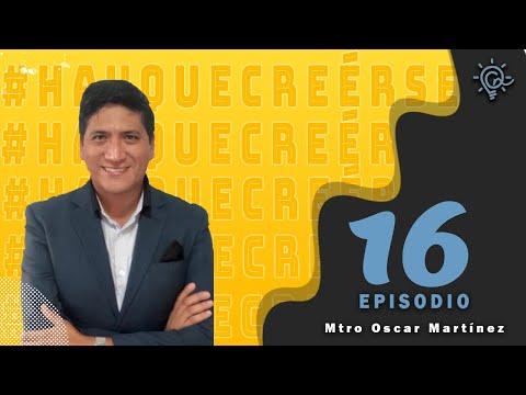 Ep 16 Oscar Martínez / Su Súper Agente