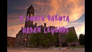 Creepy South Dakota Stories Legends
