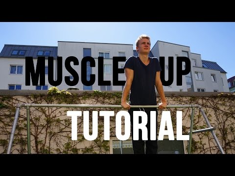 Muscle Up Tutorial [german/fullHD]