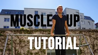 Muscle Up Tutorial - Alles was du wissen solltest