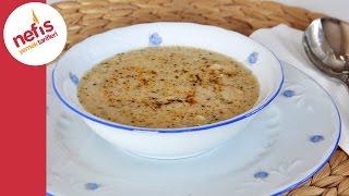 Yoğurtlu Dövme Çorbası Tarifi | Buğday çorbası Tarifi | Nefis Yemek Tarifleri