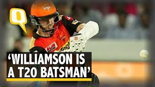 The Quint: Kane Williamson Has Proved to Critics That He's a T-20 Batsman: Nishant Arora
