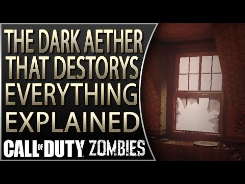 The Formless One? Is He the Darkness That Is Corrupting Everything | Call of Duty Zombies Storyline