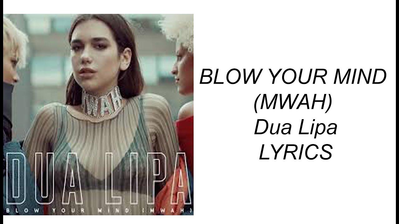Dua lipa blow your mind скачать песню