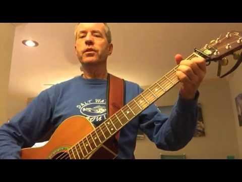 Simple Guitar - Sixteen Tons - Robert Krout