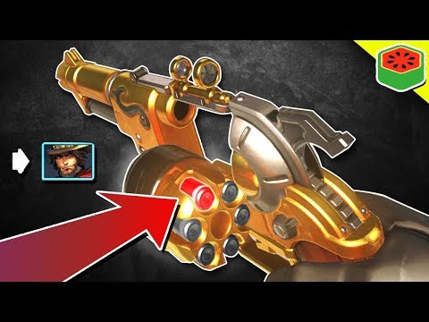 RUSSIAN ROULETTE!   Overwatch (Workshop Custom Game)