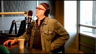 Tim Robbins in Studio!