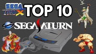 My Top 10 Sęga Saturn Games