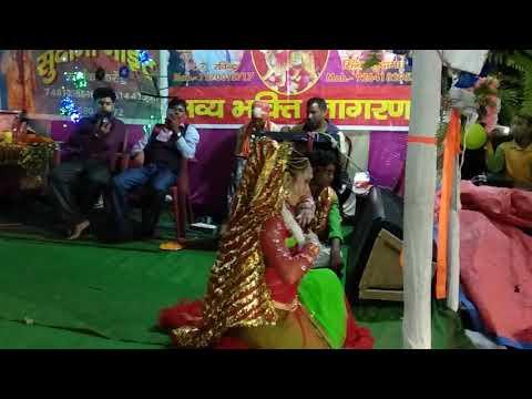 Ek Bar Radha Banke Dekho Sawariya Jagran jhanki (full song dj 2018)