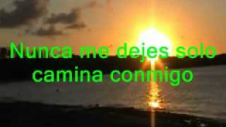 IGLESIASDELMONTE MALAGA - Oscar Medina -Camina conmigo Jesús.avi