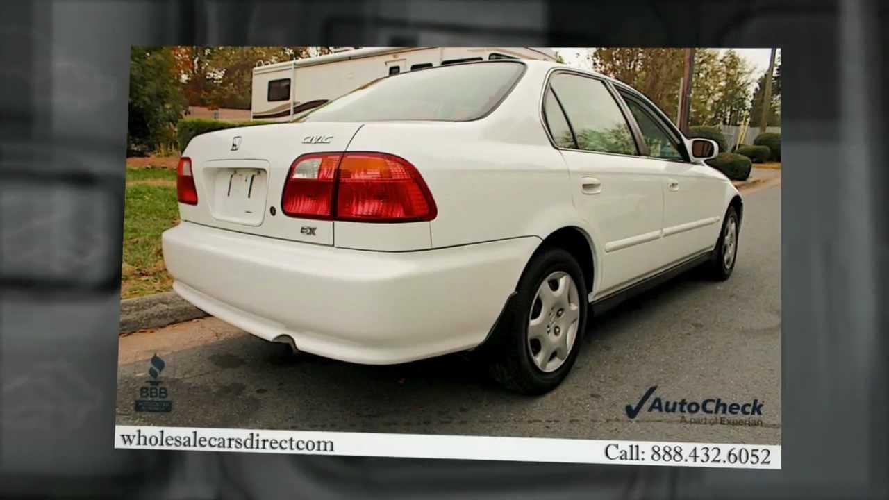 2000 Honda Civic EX Sunroof For Sale - YouTube on 1997 honda civic sale, honda civic for women, honda cr-v white, honda cr-v sale by owner, honda civic 4 sale, 2003 honda civic sale, 1999 2000 civic si sale, 2001 honda civic sale,