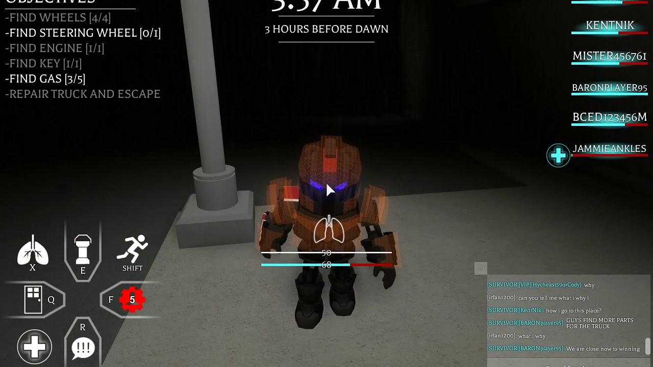 The Horror Roblox Before The Dawn Gameplay Before The Dawn How To Get Secret Slasher Project 0011 Nightfall Not Working D By Dough Boi
