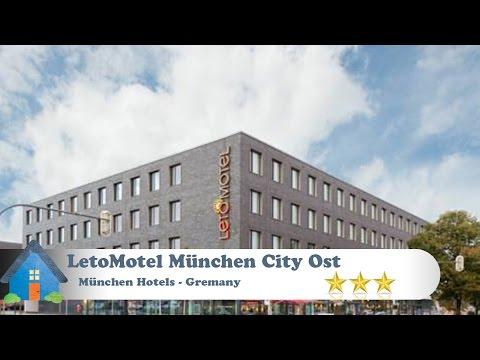 LetoMotel München City Ost - München Hotels, Germany