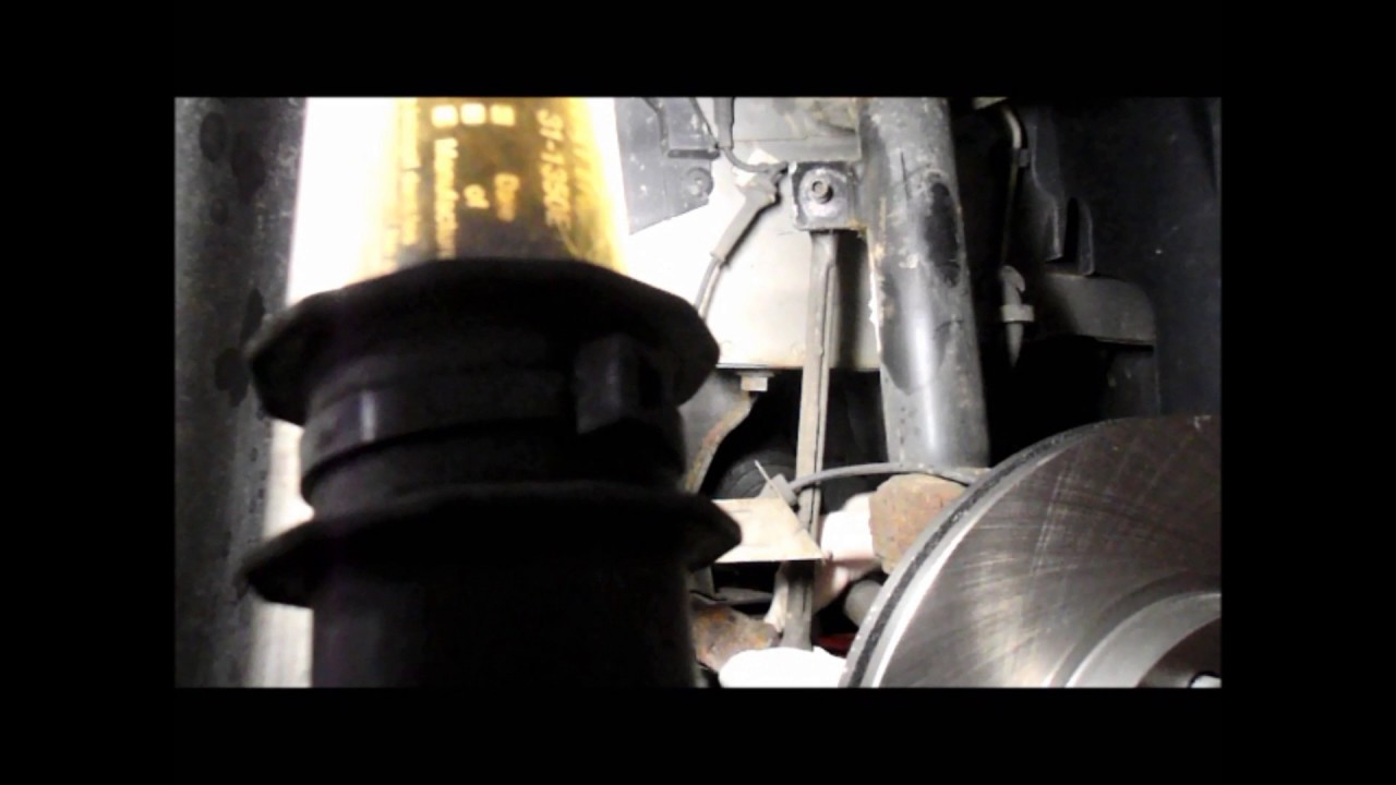 Ford Focus Suspension Rattle Noise And Ilizer Link Replacement