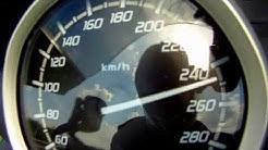 Kawasaki ZZR 1400 - onboard - 0-300km/h