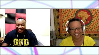 Conversation with NexChange on Inspirationally Yours with Judi