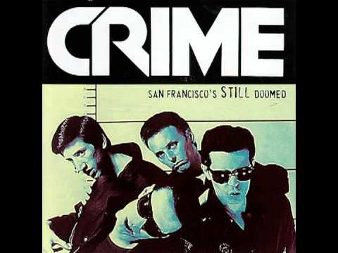 Crime - Murder by Guitar