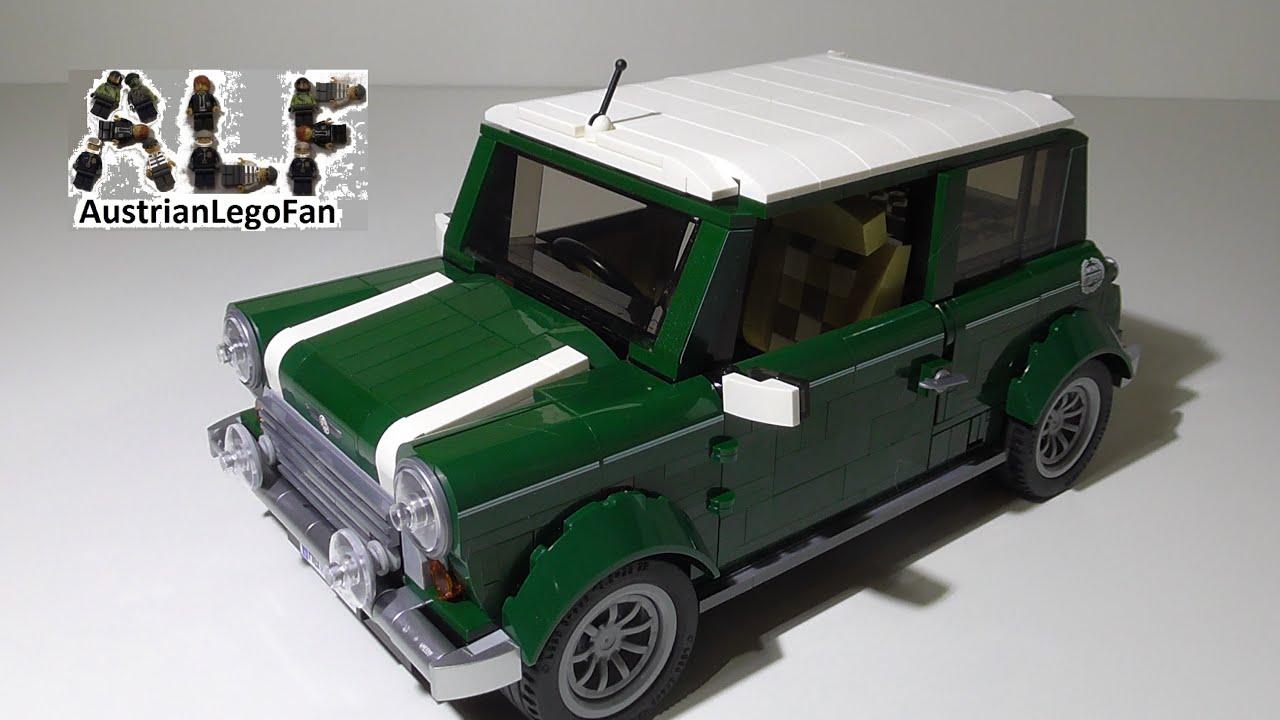 lego creator 10242 mini cooper mk vii lego speed build. Black Bedroom Furniture Sets. Home Design Ideas