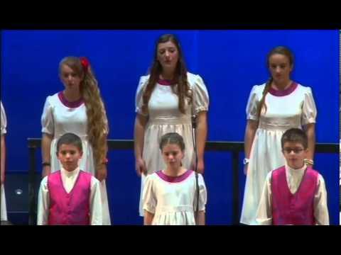 God rest you, merry, gentlemen, Corfu Children's Choir
