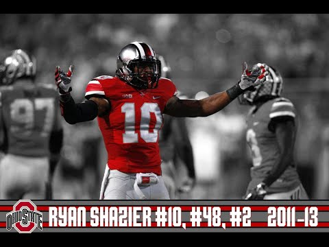 hot sales 97e02 390c6 Ryan Shazier Ohio State Highlights