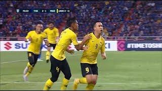 [HD] All Goal Highlight [2 - 2] Malaysia VS Thailand Semi Final AFF SUZUKI CUP 2nd Leg 2018