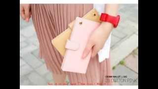 Multi-function high-capacity long cheap lady wallet card package Thumbnail