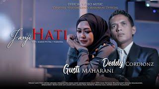 Lagu Minang Terbaru Janji Hati Gusti Maharani Feat Deddy Cordionz