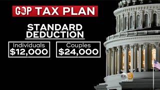 GOP Finalizes Tax-Reform Plan