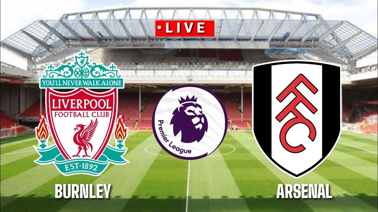 ???? [Trực Tiếp] Liverpool vs Fulham premier league 2020/2021||Pes17