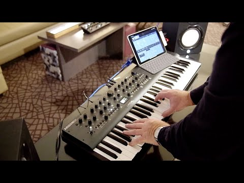Hands-On Demo Of The Updated Modal Argon8 Synthesizers