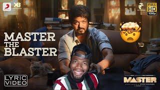 Download Master - Master the Blaster | Thalapathy Vijay | AnirudhRavichander | LokeshKanagaraj (REACTION)