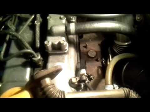 Как заглушить систему рециркуляции отработанных газов УАЗ Хантер.