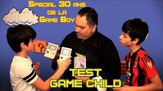(EP72) Special 30ans GameBoy - Test de la Game Child