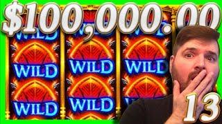 $100,000.00 In SLOT MACHINE WINS!💰13💰1/2 JACKPOTS W/ SDGuy1234