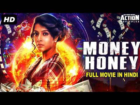 MONEY HONEY - Superhit Blockbuster Hindi Dubbed Full Action Romantic Movie | South Action Movies