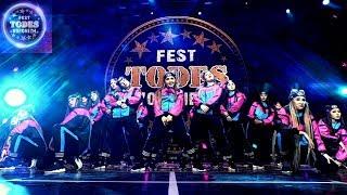 Todes Fest Воронеж 2018. Dance Battle. Взрослые, высшая лига. Олимпийский, 11 группа