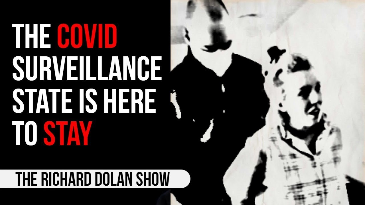Welcome to the 5G AI Surveillance Future, TODAY   The Richard Dolan Show