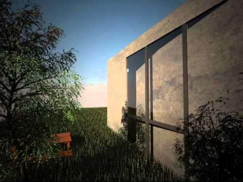 Tadao Ando Church of light Animation