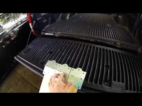 How to build a dirt bike loading ramp